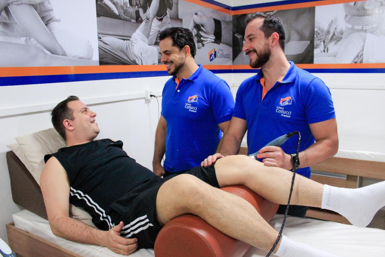"""""""Atletas de final de semana"""" usam fisioterapia para evitar lesões ..."""